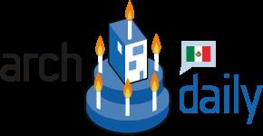 Sexto aniversario de ArchDaily México