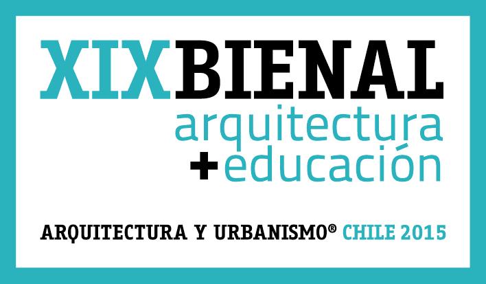 Logo bienal arq urbanismo