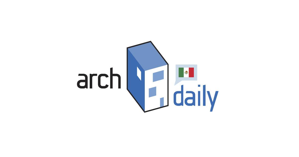 Archdaily m xico el sitio web de arquitectura m s le do for Arquitectura pagina web